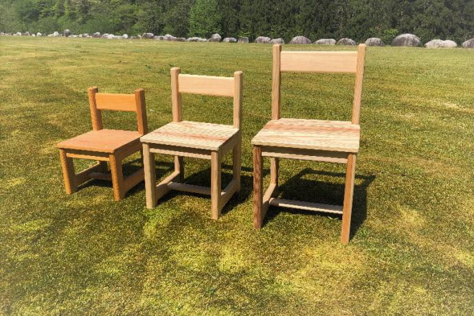 子供用椅子 S・M・L サイズ